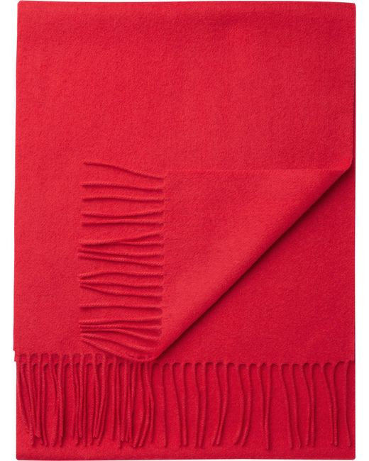 Jos. A. Bank - Red Cashmere Scarf - Lyst