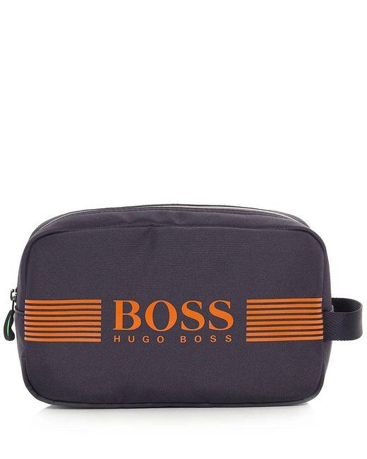 BOSS Green | Multicolor Pixel Wash Bag for Men | Lyst