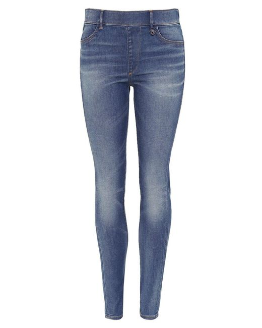 True Religion | Blue The Runway Leggings | Lyst