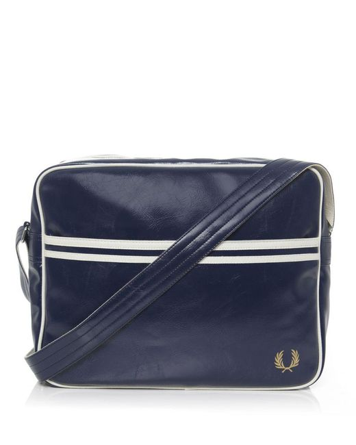 Fred Perry | Blue Classic Shoulder Bag for Men | Lyst