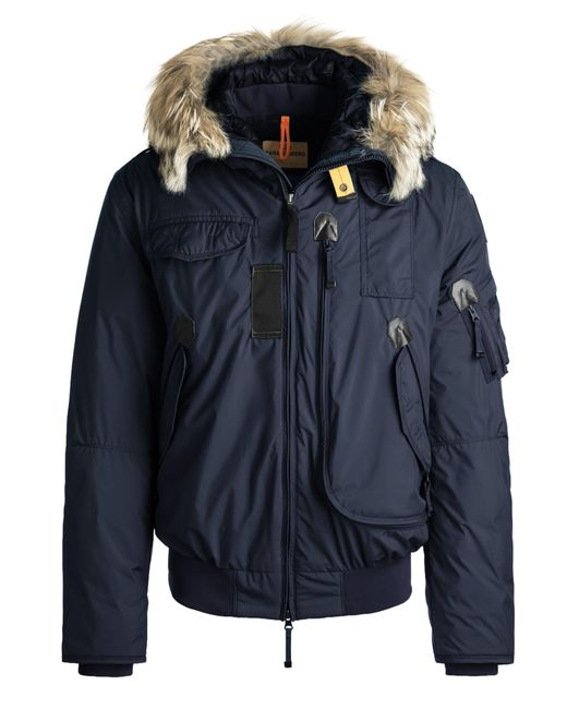 Parajumpers - Blue Down Gobi Light Jacket for Men - Lyst