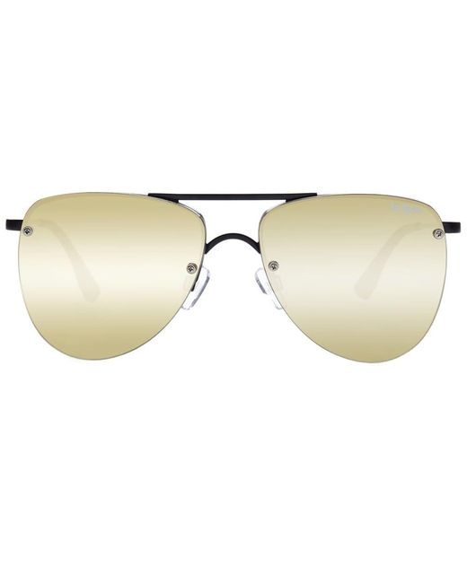 Le Specs - Black Prince Flat Lens Sunglasses for Men - Lyst