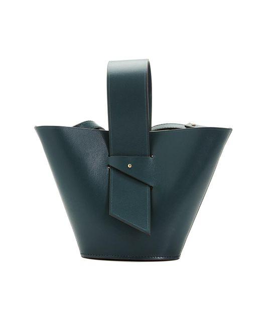 Carolina Santo Domingo - Amphora Mini Green Tulip Bag - Lyst