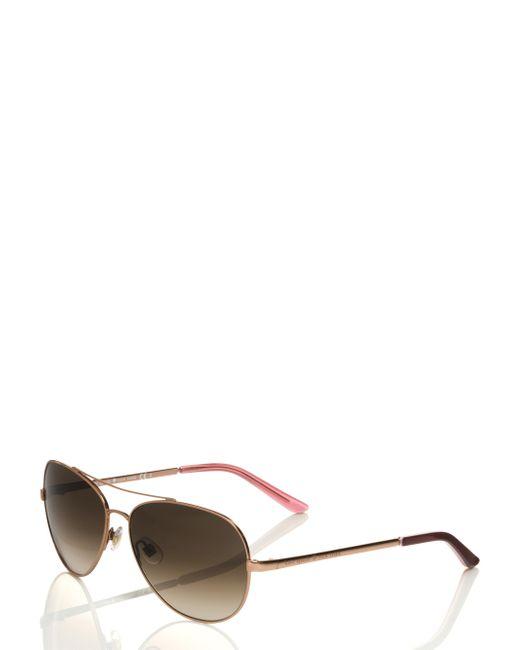 Kate Spade | Pink Avaline Sunglasses | Lyst