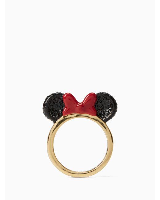 Kate Spade - Multicolor New York For Minnie Mouse Ring - Lyst