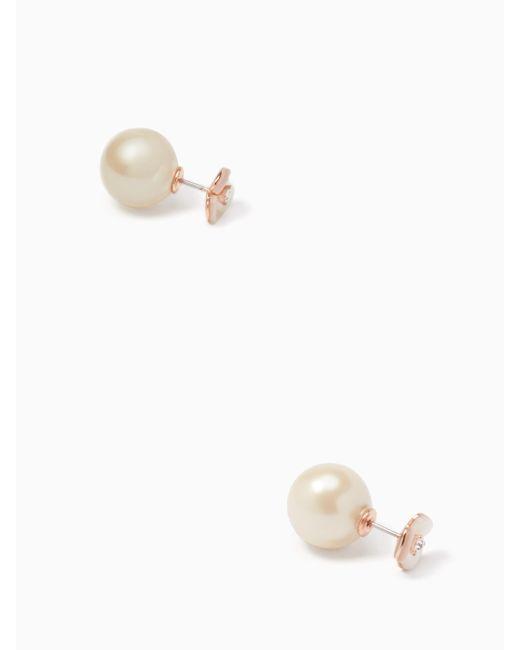 Kate Spade | Multicolor Disco Pansy Reversible Earrings | Lyst