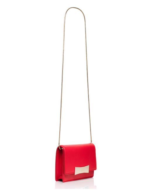 kate spade new york | Red Park Court Tizzie | Lyst