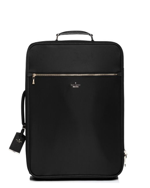 Kate Spade | Black Classic Nylon International Carry-on | Lyst