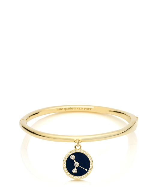 kate spade new york | Multicolor In The Stars Cancer Bangle | Lyst