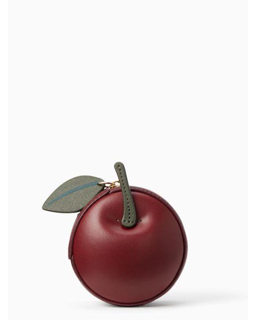Kate Spade | Multicolor Ma Chérie 3d Cherry Coin Purse | Lyst
