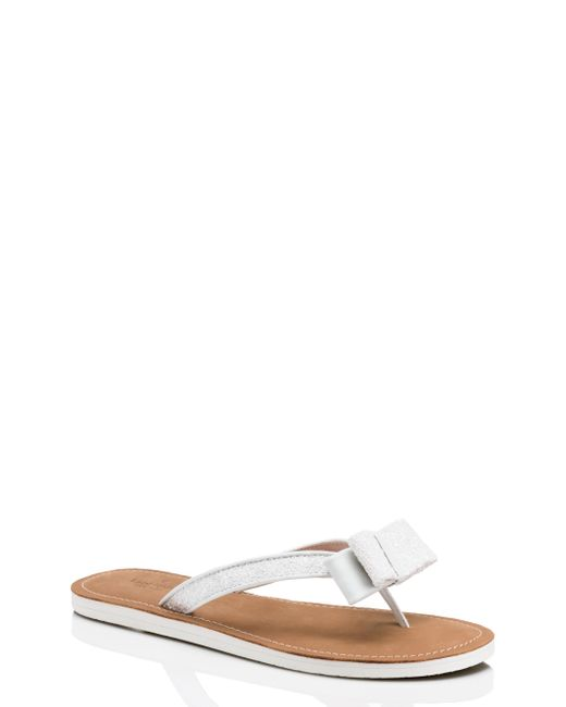 Kate Spade | Natural Icarda Sandals | Lyst