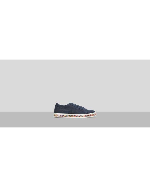 Joey Denim Low-Top Sneaker Kenneth Cole Reaction 8gxY6ze