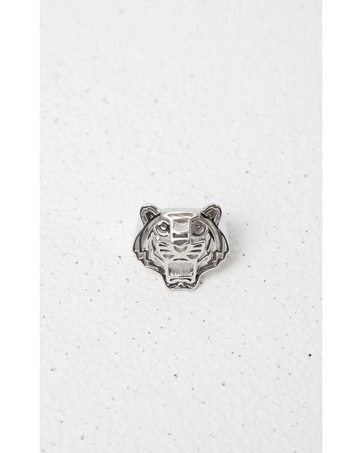 KENZO - Metallic 3d Tiger Ring - Lyst