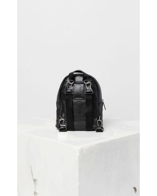 e4d8e6a17e ... KENZO - Tiger Mini Leather Backpack Black for Men - Lyst ...