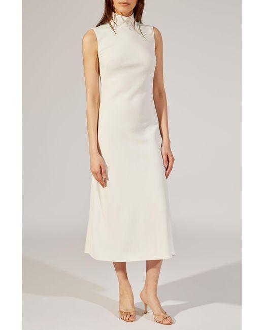 Edwina dress - White Khaite Clearance For Sale tHYvef