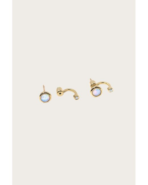 Pamela Love | Metallic Gravitation Earrings | Lyst