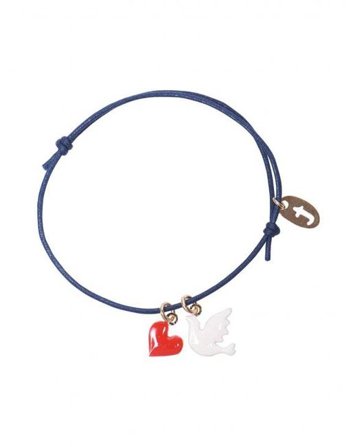 Titlee | Multicolor Paris Amour Bracelet | Lyst