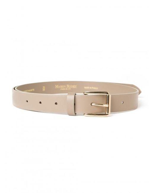 Maison Boinet | Natural Classic Wrap Belt - Grey | Lyst