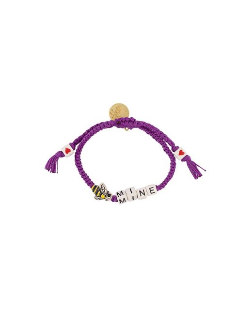 Venessa Arizaga | Purple Taco Night Bracelet | Lyst