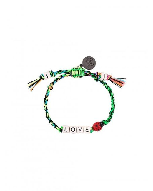 Venessa Arizaga | Multicolor Love Bug Bracelet | Lyst