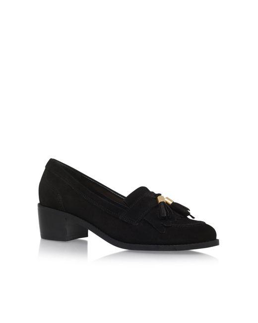 Carvela Kurt Geiger | Black Charlie Flat Loafers Shoes | Lyst