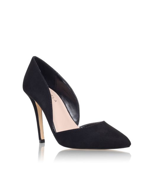 Carvela Kurt Geiger | Black Lexi High Heel Court Shoes | Lyst