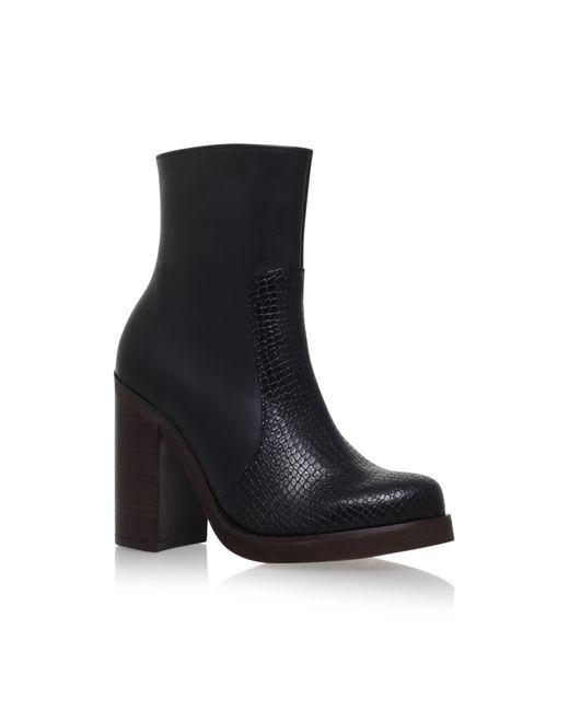 Carvela Kurt Geiger | Black Spirit High Heel Boots | Lyst