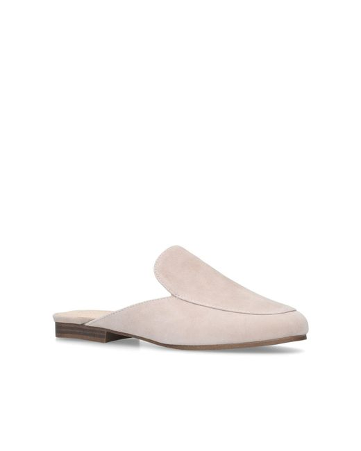 Free Shipping Authentic Kurt Geiger Malin - taupe backless mules Discount Wholesale Price Professional For Sale Clearance Low Price Fee Shipping JPi977e