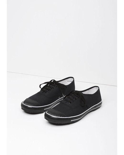 Bata Tennis Shoes Black