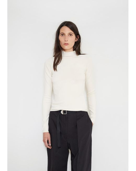 Lemaire | Multicolor Second Skin High Neck Sweater | Lyst