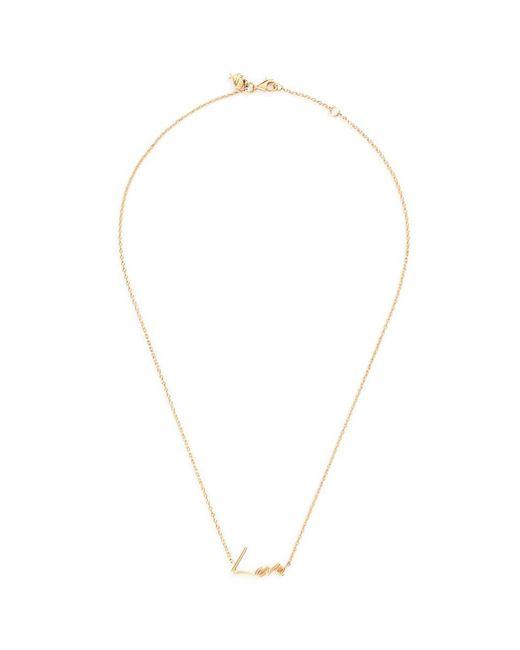 Stephen Webster - Metallic 'neon Love' Diamond 18k Yellow Gold Pendant Necklace - Lyst