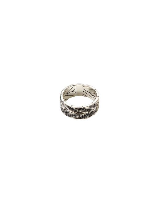 John Hardy - Metallic Diamond Spinel Silver Ring - Lyst