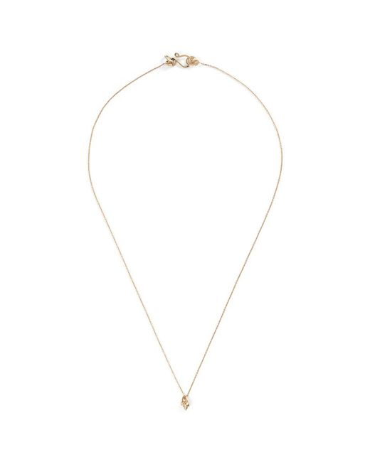 Sophie Bille Brahe - Metallic 'conque D'or' 14k Yellow Gold Shell Pendant Necklace - Lyst