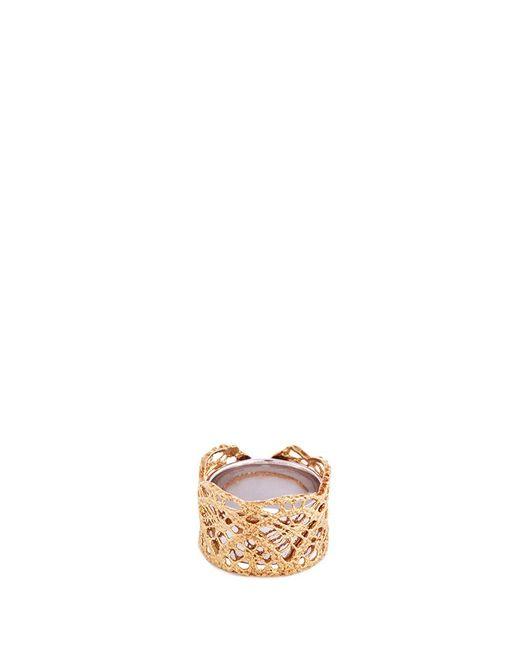 9b5b4e79b https   www.lyst.com jewelry maison-margiela-signet-sterling-silver ...