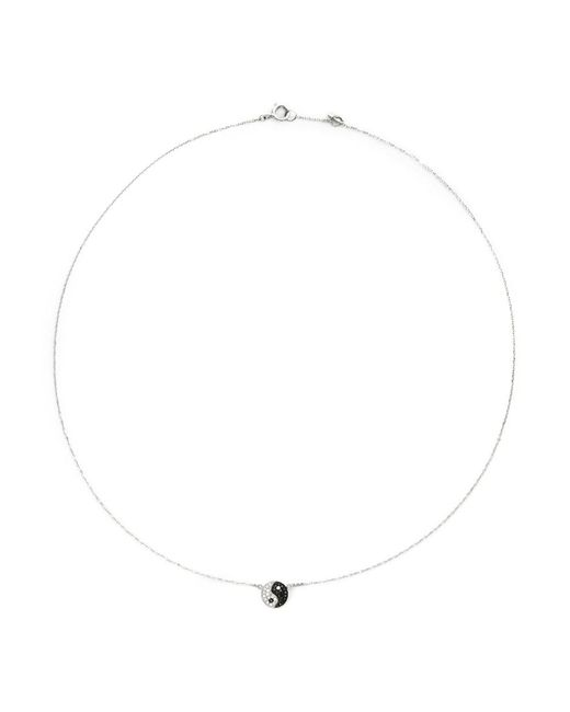 Bao Bao Wan - Metallic 'little Yin Yang' 18k Gold Diamond Necklace - Lyst