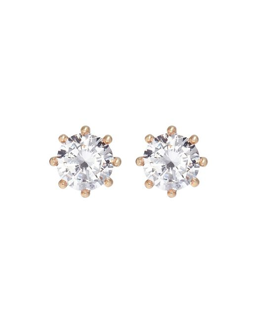 Eddie Borgo - Multicolor Cubic Zirconia Stud Earrings - Lyst