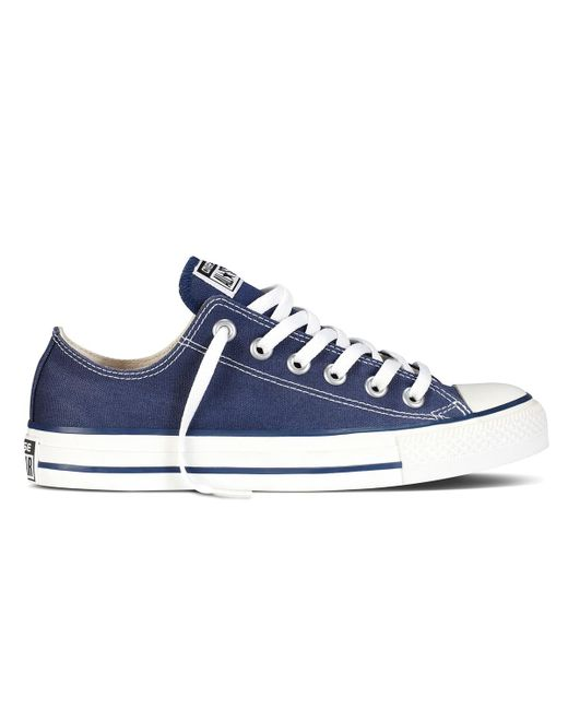 Converse   Blue Baskets Chuck Taylor All Star for Men   Lyst