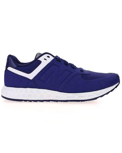 New Balance | Blue Wfl574bc Trainers | Lyst