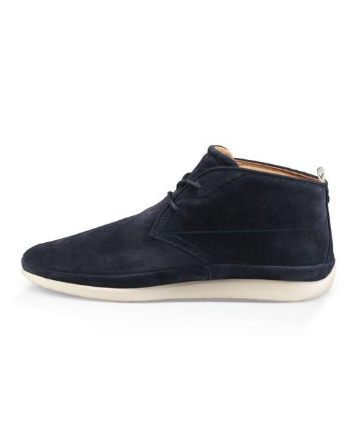 sale websites UGG Cali Chukka Leather Lace-Up High Top Trainers cheap sale fashionable buy cheap low cost tO2SfPOu