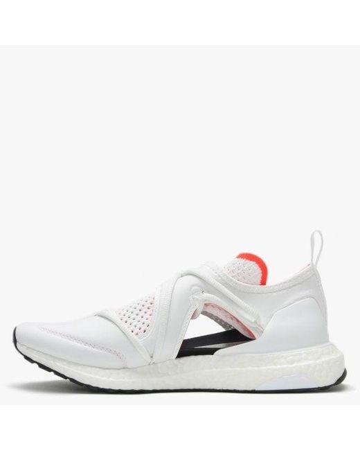 daf7ab7d0 ... Stella McCartney - X Adidas Ultraboost T.s. White Trainers - Lyst ...