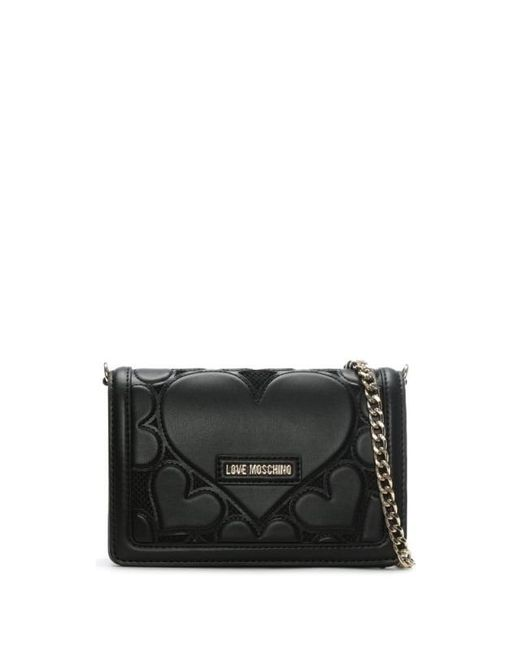 Clearance 2018 New Shop Love Moschino small hearts crossbody bag View JnhQ2sbCXn