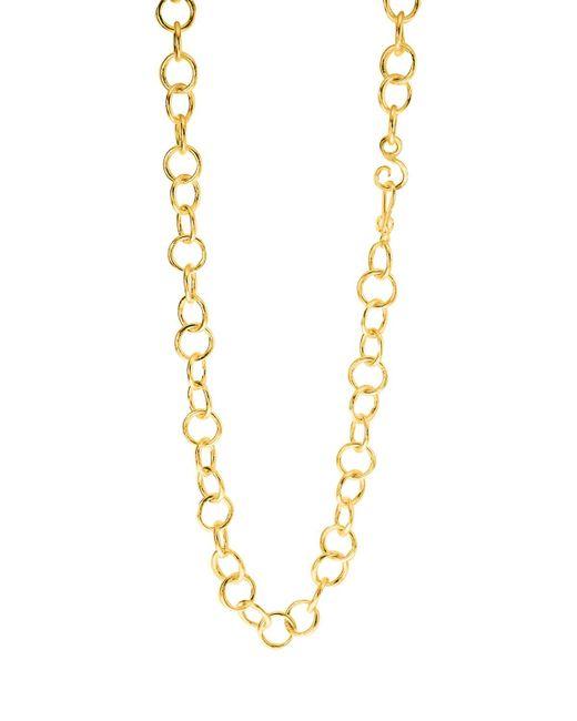 Stephanie Kantis   Metallic Classic Chain Link Necklace   Lyst