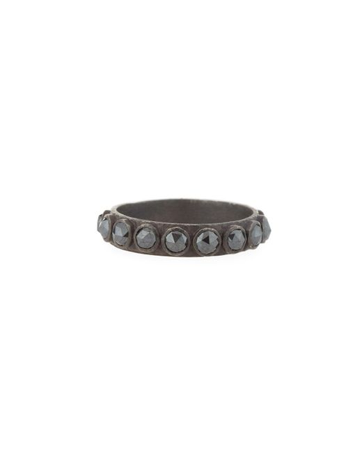 Armenta - New World Black Diamond Ring - Lyst