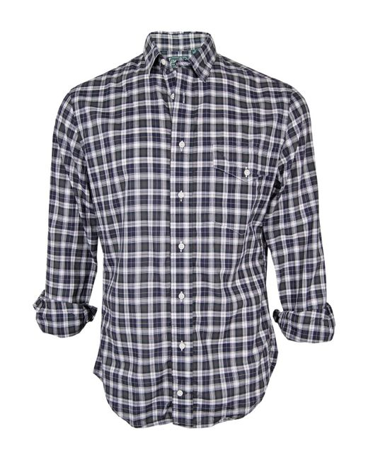 Gitman Brothers Vintage | Multicolor Shirt - Stewart Plaid for Men | Lyst