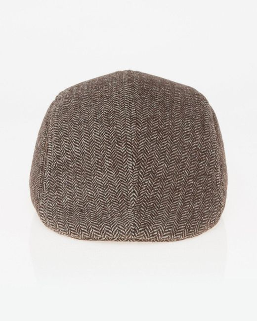 Le Chateau - Multicolor Wool Blend Ivy Hat for Men - Lyst