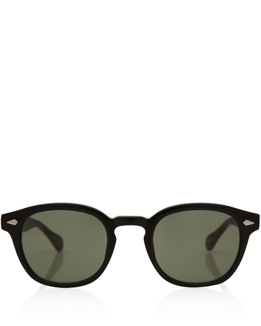 Moscot Lemtosh Acetate Sunglasses In Black For Men Lyst