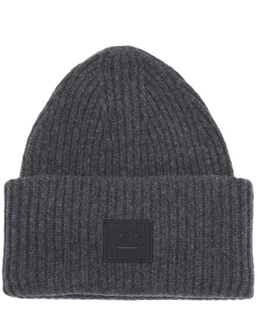 Acne - Gray Pansy Large Face Hat - Lyst