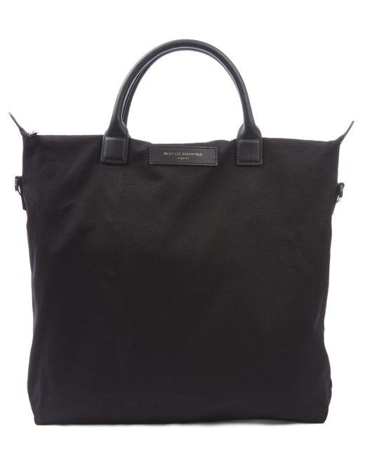 Want Les Essentiels De La Vie - Black Ohare Shopper Tote - Lyst