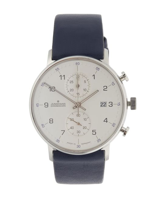 Junghans | Blue Form C Chronograph Watch for Men | Lyst