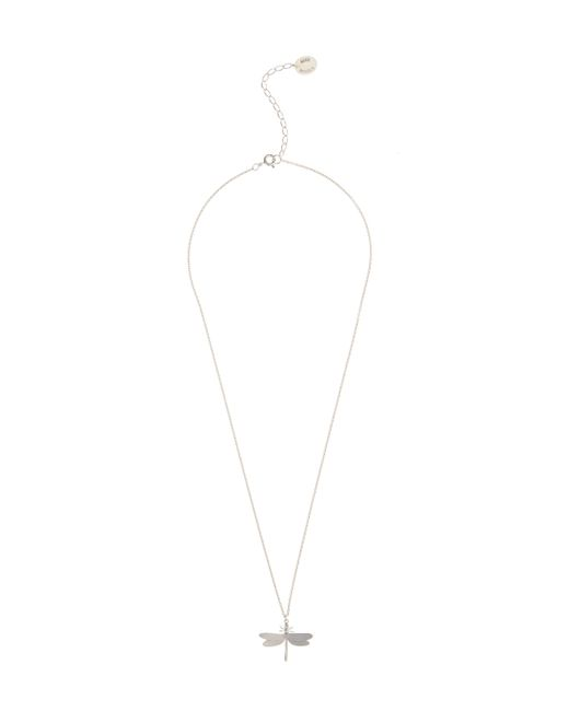 Alex Monroe - Metallic Dragonfly Necklace - Lyst